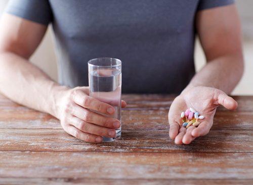 Suplementos dietéticos: pérdida de peso no saludable