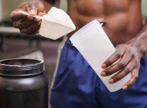 Batidos de proteínas: pérdida de peso poco saludable