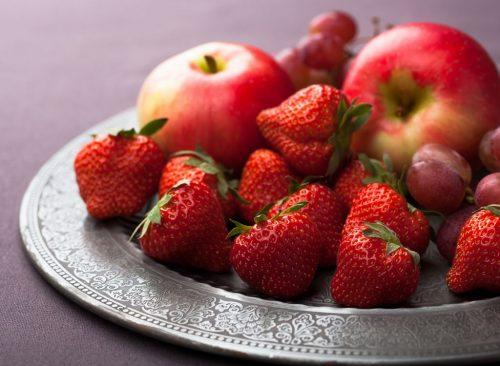 Fresas: pérdida de peso no saludable