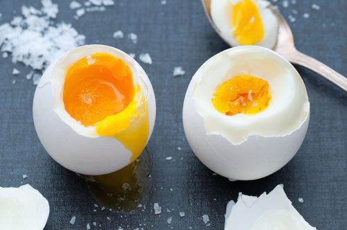 Huevos - Pérdida de peso poco saludable