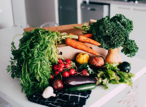 Carbohidratos orgánicos saludables